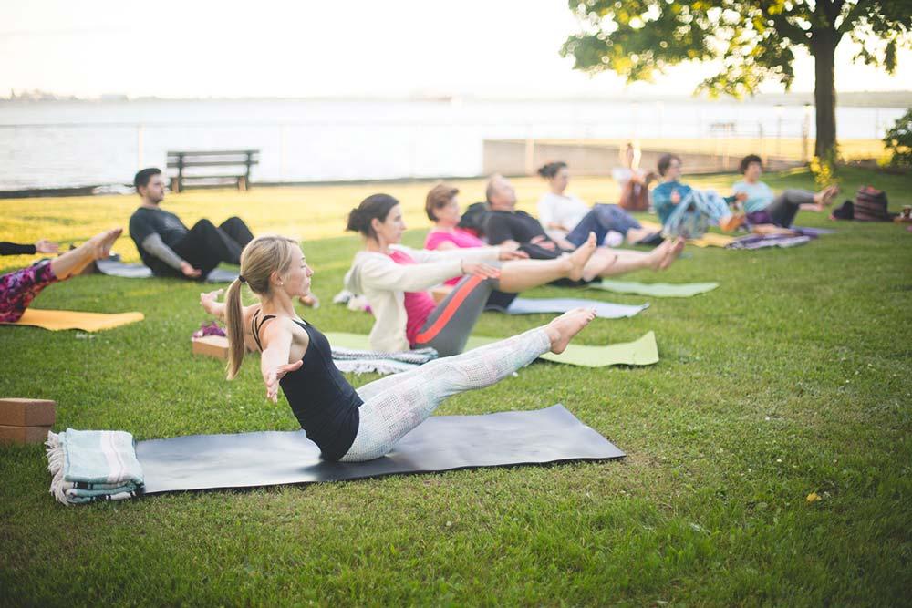 yogini rebelle - Yoga feu st-jean