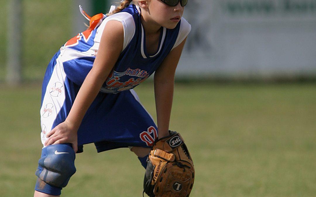 Je suis une fille et j'aime le sport.